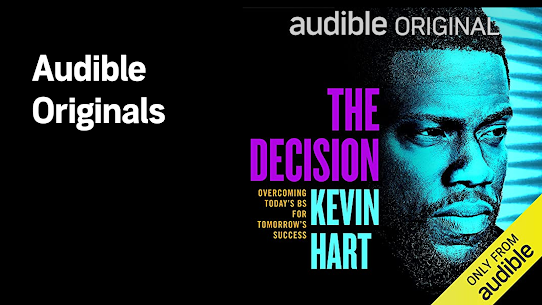 Audible: audiobooks, podcasts & audio stories Apk Download, NEW 2021 4