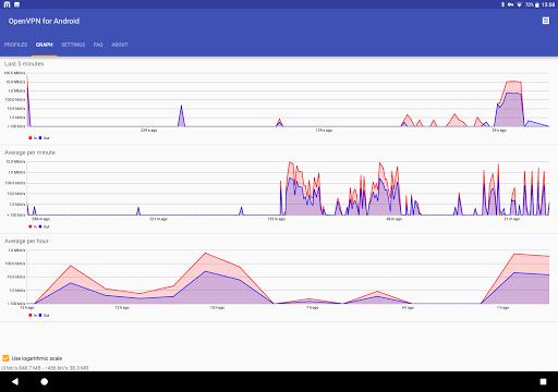 OpenVPN for Android apktram screenshots 15