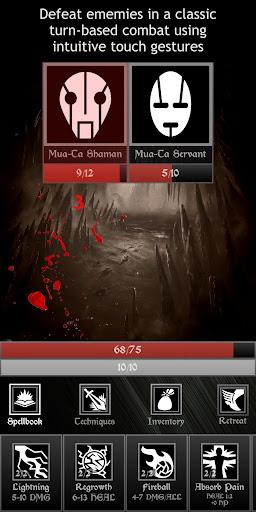 Grim Quest - Old School RPG filehippodl screenshot 2