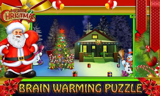 Free New Escape Game 052- New Christmas games 2020 v1.1.3 screenshots 4