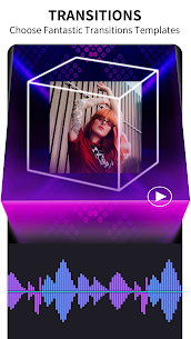 Cup Cut-Photo Music Video Editor and Maker -Vidos 3