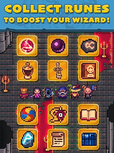 Tap Wizard: Idle Magic Quest 3.1.8 screenshots 19