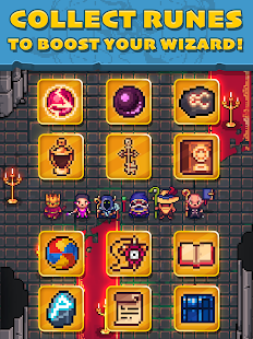 Tap Wizard: Idle Magic Quest