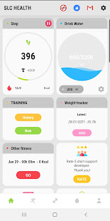 Step Tracker - Counter steps daily Free 2021