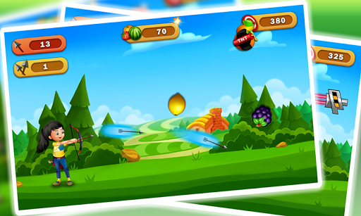 Fruit Shoot: Archery Master android2mod screenshots 8