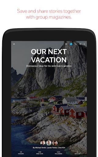 Flipboard - Latest News, Top Stories & Lifestyle 4.2.65 Screenshots 9