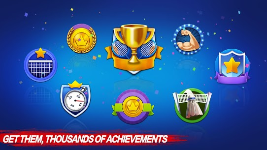 Badminton Blitz – Free PVP Online Sports Game Apk Mod + OBB/Data for Android. 8