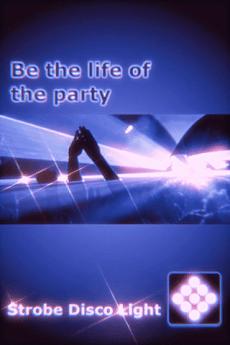 Strobe Disco Lightのおすすめ画像1