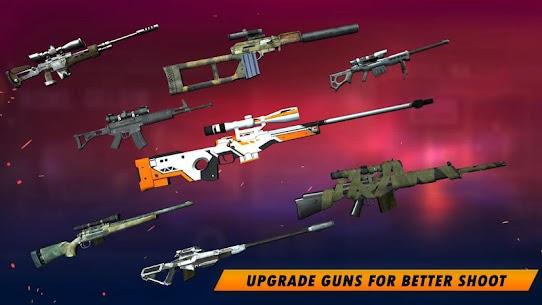 How do I download 3D Sniper Shooter  app on PC? 2