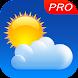 天気Pro-最も正確な天気アプリ