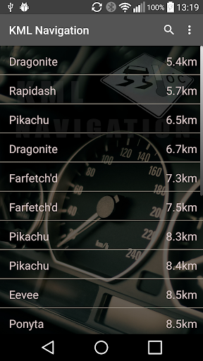 KML Aide for Navigation android2mod screenshots 2