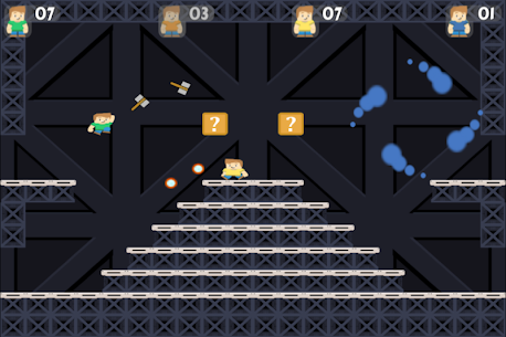 Squash Wars: Multiplayer Hack for Android and iOS 4