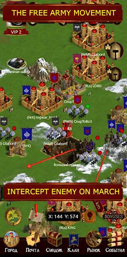 Edorium. Warfare online strategy 1.4.68 screenshots 2