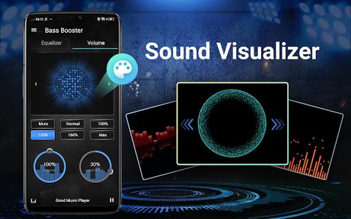 Equalizer Pro - Volume Booster & Bass Booster apktram screenshots 12