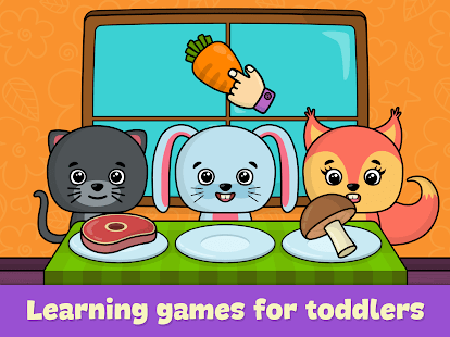 Shapes and Colors – Kids games for toddlers Screenshot