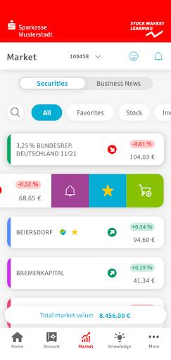 Stock Market Learnig 4.0.5 screenshots 3