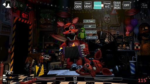 Ultimate Custom Night  screenshots 5