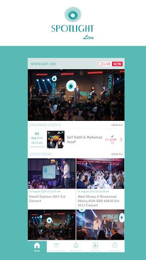 Spotlight Live  Screenshots 1