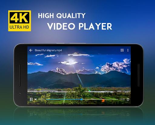 HD Video Player - Media Player 1.8.6 Screenshots 1