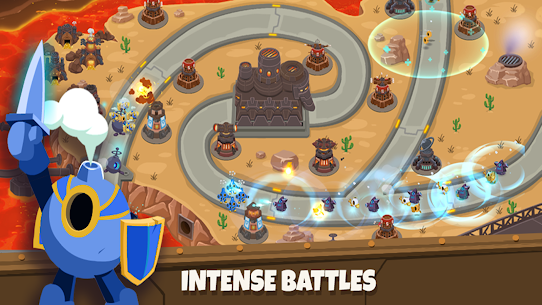Gold Rush TD For Android 2