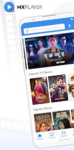 MX Player Online Mod Apk: Web Series, Games, Movies, Music 1