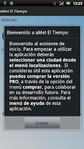 Descargar aMet El Tiempo para PC ✔️ (Windows 10/8/7 o Mac) 1