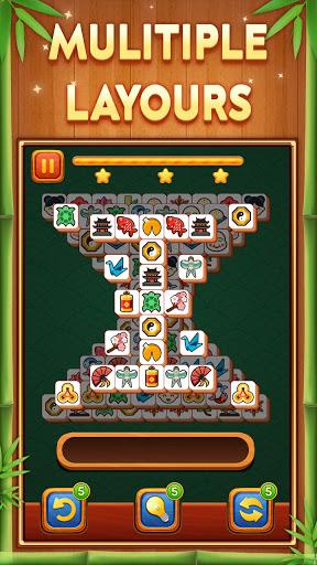 Tile Joy - Mahjong Match Connect 1.2.3000 screenshots 2