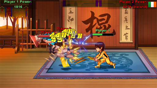 Street Fighting Man - Kung Fu Attack 5 1.0.5.186 screenshots 4