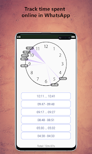 Download WaStat – WhatsApp tracker App For Android 2