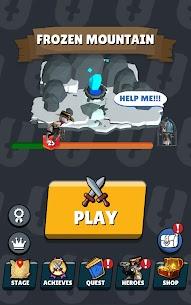 Bricks N Heroes Mod Apk 21.0612.00 (Unlimited Fairy Stones/Gems) 4