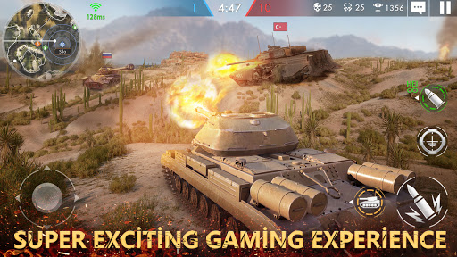 Tank Warfare: PvP Blitz Game 1.0.19 screenshots 15