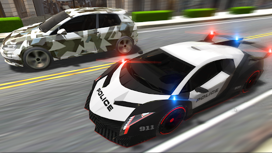 Police vs Crime Online Mod Apk 1.5.1 (God Mode) 8