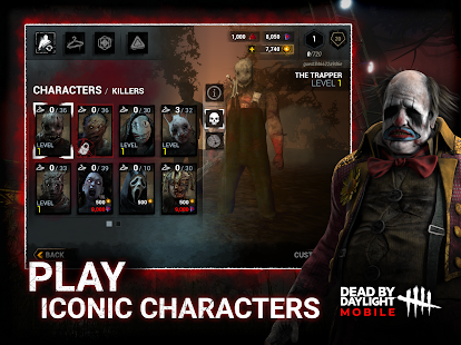 Dead by Daylight Mobile - Multiplayer Horror Game screenshots 13