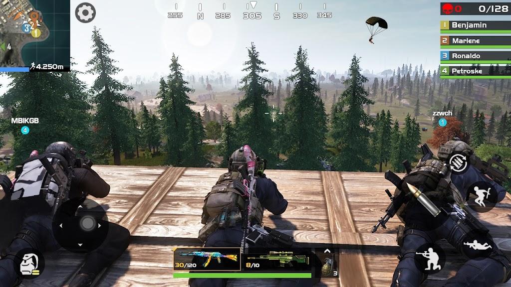 Cover Strike - 3D Team Shooter poster 2
