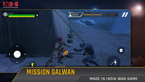 FAU-G: Fearless and United Guards APK MOD screenshots 1