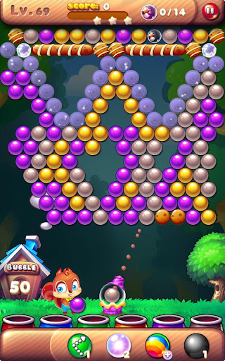 Bubble Bird Rescue 2 - Shoot! 3.1.9 screenshots 21