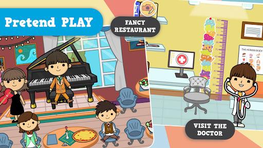 Lila's World: Create, Play, Learning Game for Kids  screenshots 2