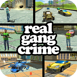 Real Theft Crime: Gangster City