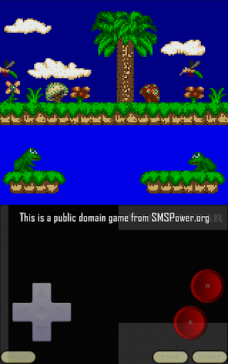 MasterGear - MasterSystem & GameGear Emulator 4.7.1 screenshots 16