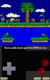 MasterGear - MasterSystem & GameGear Emulator Screenshot