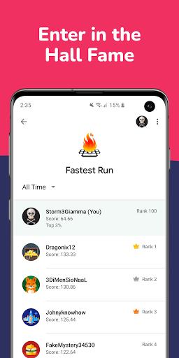 Type Race 2021 -Fast Typing Speed Test Racer Nitro Apkfinish screenshots 7