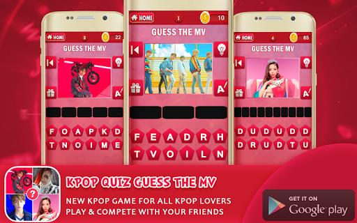 Kpop Quiz Guess The MV 1.3 screenshots 1