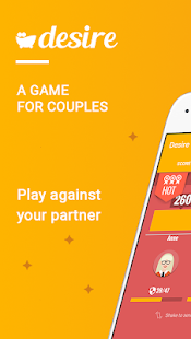 Desire - Couples Game Screenshot