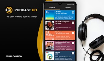 screenshot of Podcast Go