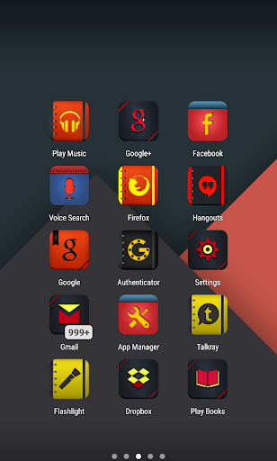 Binders - Icon Pack For PC Windows (7, 8, 10, 10X) & Mac Computer Image Number- 9