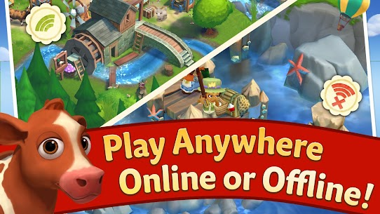 FarmVille 2: Country Escape (MOD, Free Speedup/Barn Upgrades) 3
