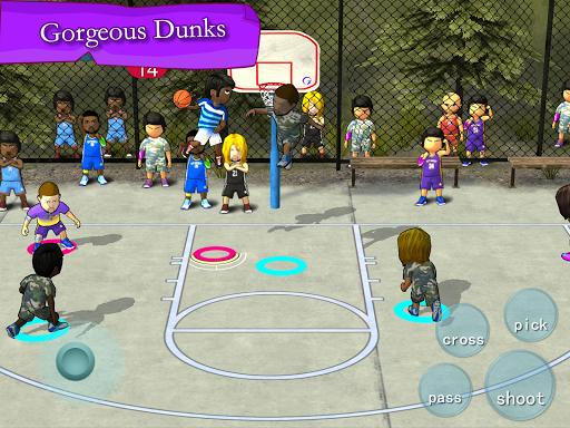 Street Basketball Association 3.1.6 screenshots 8