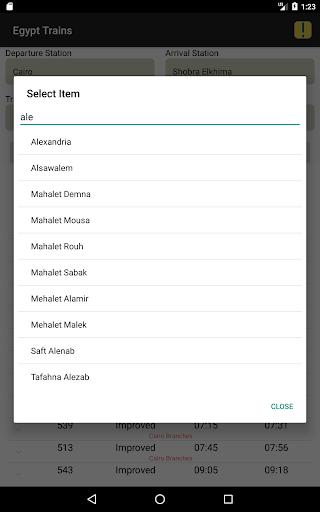Egypt Trains 2.3 Screenshots 6