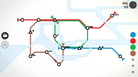 Mini Metro Apk – Mini Metro v2.48.0 MOD APK – TÜM KİLİTLER AÇIK **FULL 2021** 4