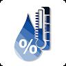 Humidity Checker – Humidity Meter Hygrometer app apk icon
